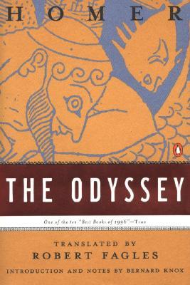 The Odyssey By Homer/ Fagles, Robert (TRN)/ Knox, Bernard MacGregor Walker (INT)/ Fagles, Robert